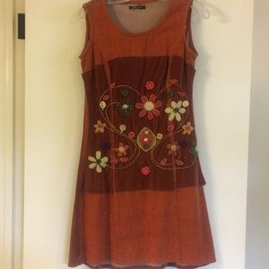 ModCloth sleeveless dress